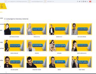mymenajerlik.com screenshot