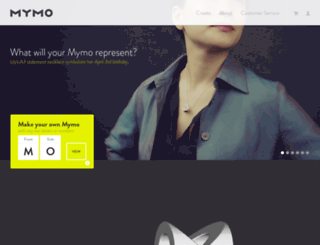 mymo.is screenshot