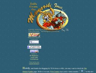mynarskiforest.purrsia.com screenshot