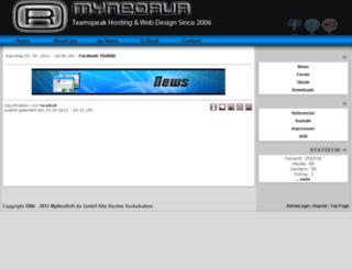 myneorvr.de screenshot
