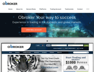 myobroker.com screenshot