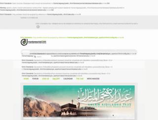 myodysseyclub.com screenshot