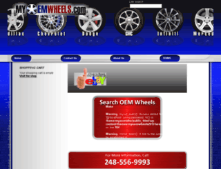myoemwheels.com screenshot