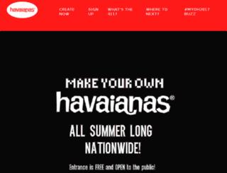 myoh.havaianasphilippines.com screenshot