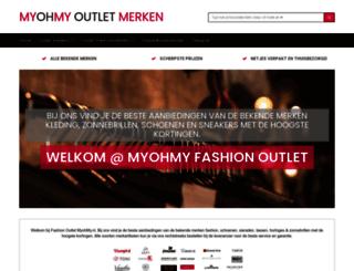 myohmy.nl screenshot