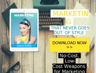 myoldschoolmarketing.com screenshot