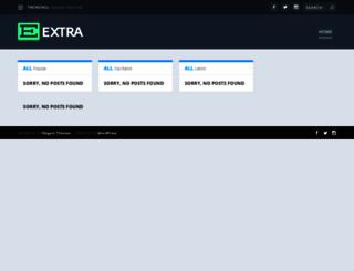 myoverflowingcup.com screenshot
