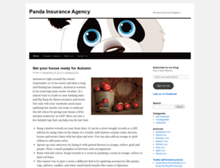 mypandaagency.wordpress.com screenshot