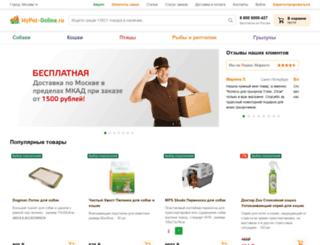 mypet-online.ru screenshot