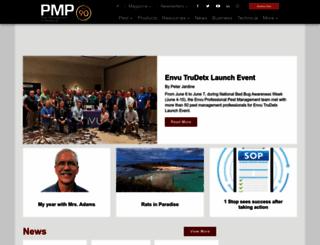 mypmp.net screenshot