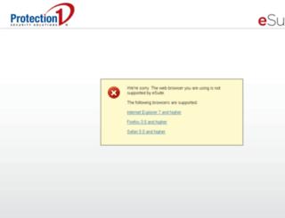 mypro1.com screenshot