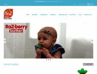 myrazbaby.com screenshot