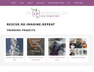 myrepurposedlife.net screenshot