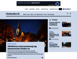 myrheintal.ch screenshot