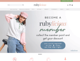 myrubylicious.com screenshot
