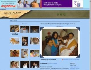 myshaan.com screenshot