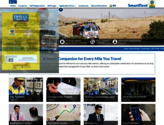 mysmartfleet.com screenshot