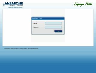 mysolution.ansafone.com screenshot