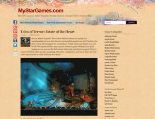 mystargames.com screenshot