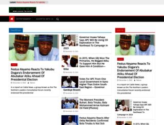 mystatenews.com screenshot