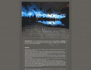 mysticalaura.com screenshot