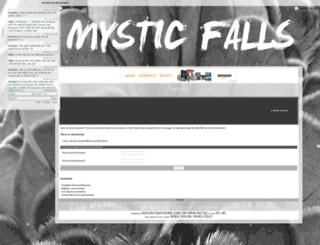 mysticfallsmf.b1.jcink.com screenshot