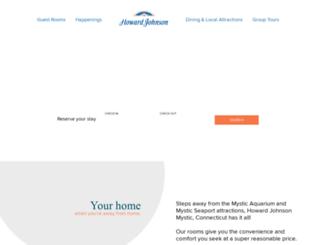 mystichotels.com screenshot
