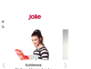 mystyles.jolie.de screenshot