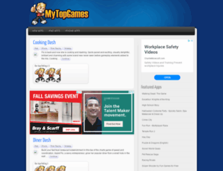 mytopgames.com screenshot