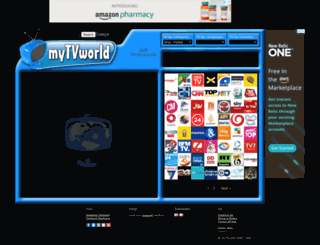 mytvworld.com screenshot