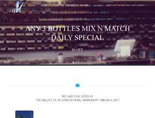 myvapez.com screenshot
