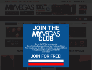myvegasmag.com screenshot