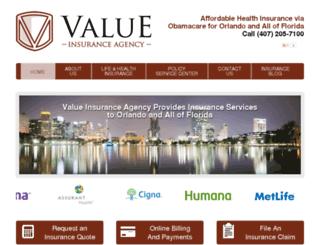 myviagency.com screenshot