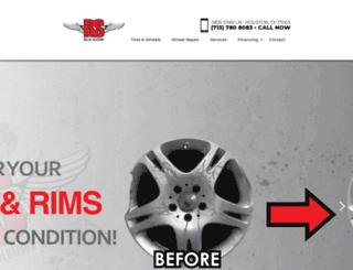mywheelrepair.com screenshot