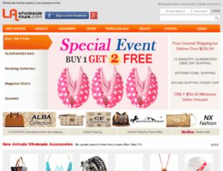 mywholesaleroute.com screenshot
