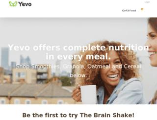myyevo.com screenshot