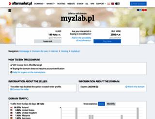 myzlab.pl screenshot