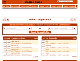 myzodiaccompatibility.com screenshot