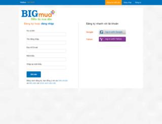 myzone.bigmua.com screenshot