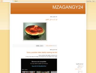 mzagangy24.blogspot.com screenshot