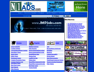 n1ads.com screenshot