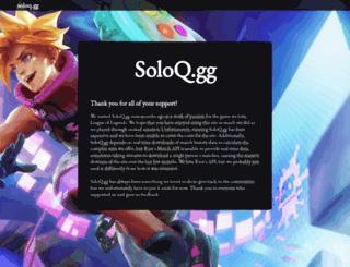 na.soloq.gg screenshot