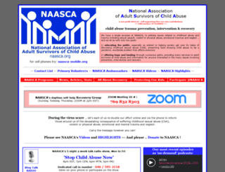 naasca.org screenshot