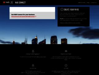 nabconnect1.nab.com.au screenshot
