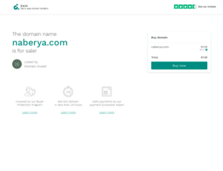 naberya.com screenshot