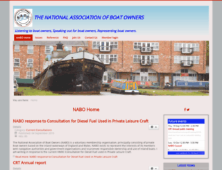 nabo.org.uk screenshot