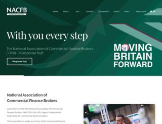 nacfb.com screenshot