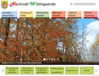 nachrodt-wiblingwerde.de screenshot