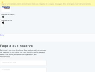 nacionalpadel.padelclick.com screenshot