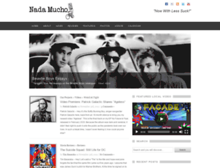 nadamucho.com screenshot
